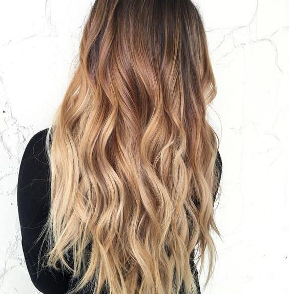 capelli color miele