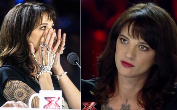 Alla seconda puntata delle Audizioni di X Factor 12, il tavolo della giuria  si tinge di dark!