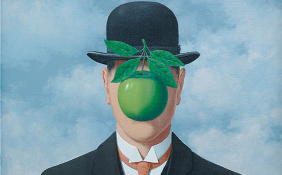 Le visioni surreali di René Magritte in mostra a Lugano