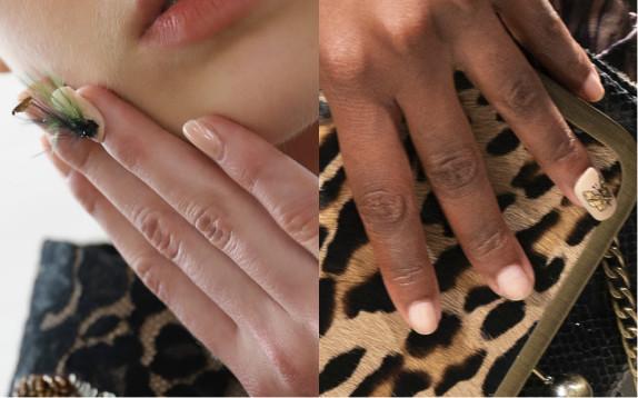 Beauty alert: la manicure della sfilata Antonio Marras