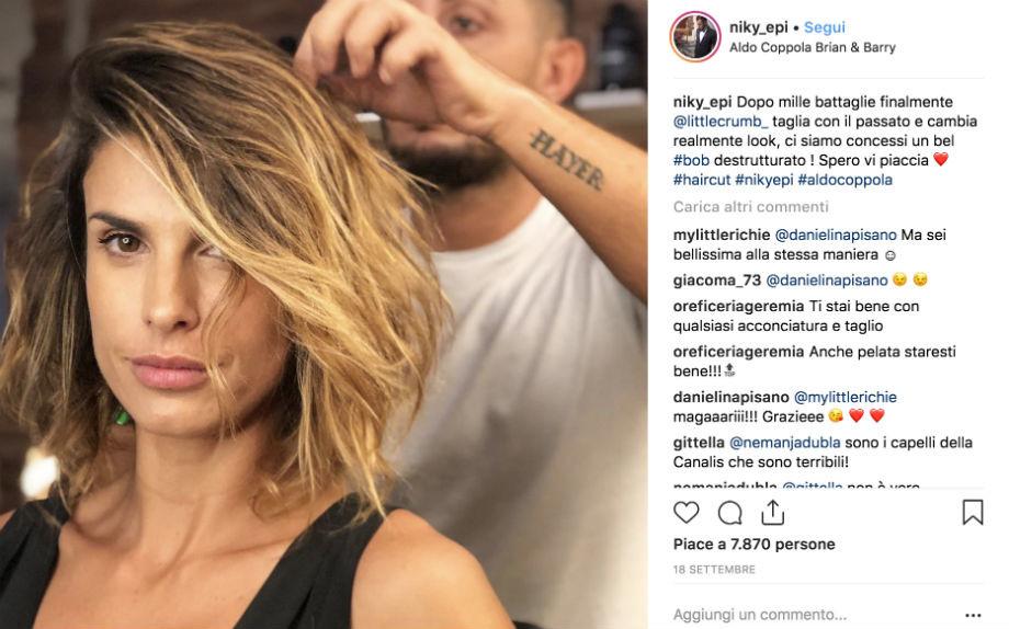 Taglio capelli corti coppola 2019