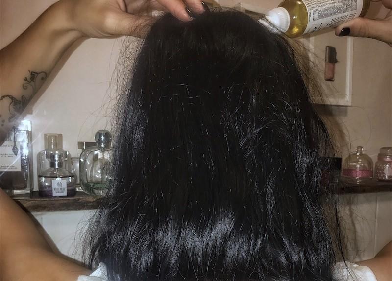 impacchi capelli glamour