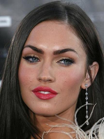 acido mandelico per i segni dell'acne Megan Fox