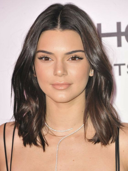 Colore capelli 2019 Kendall Jenner (Ph credit Pinterest)