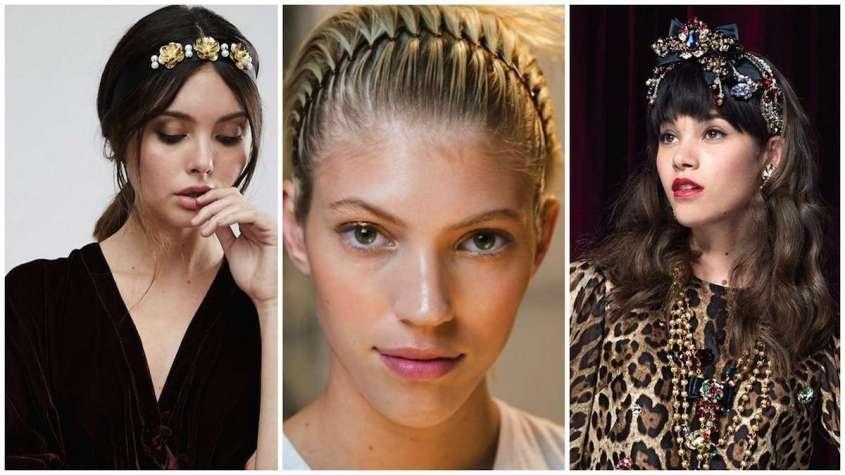 Cerchietti per capelli: un grande ritorno per grandi e ...