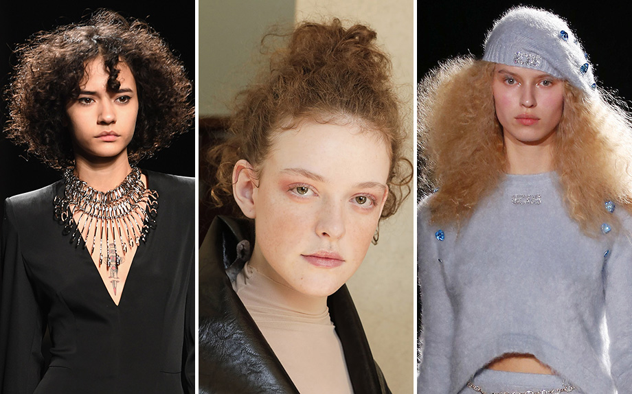 Capelli ricci Inverno 2019: gli stili a cui ispirarsi