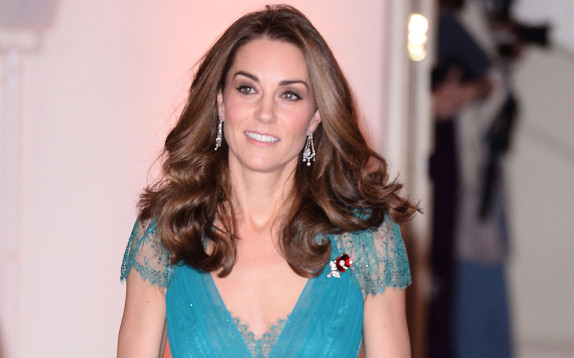 Kate Middleton regina di