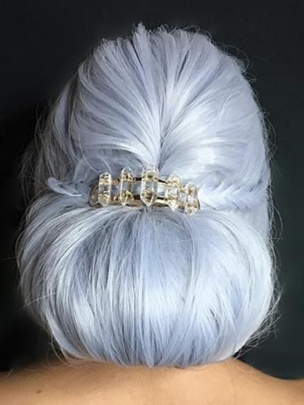 hair pins, onemoreaddiction, Giulia Napoli , trend