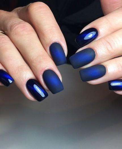 colori invernali unghie