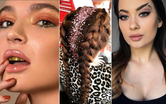 Le tendenze beauty più strane del 2018