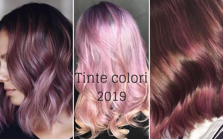 Tinte colori 2019  le due macrotendenze da provare sui capelli! ded748dfaf9f