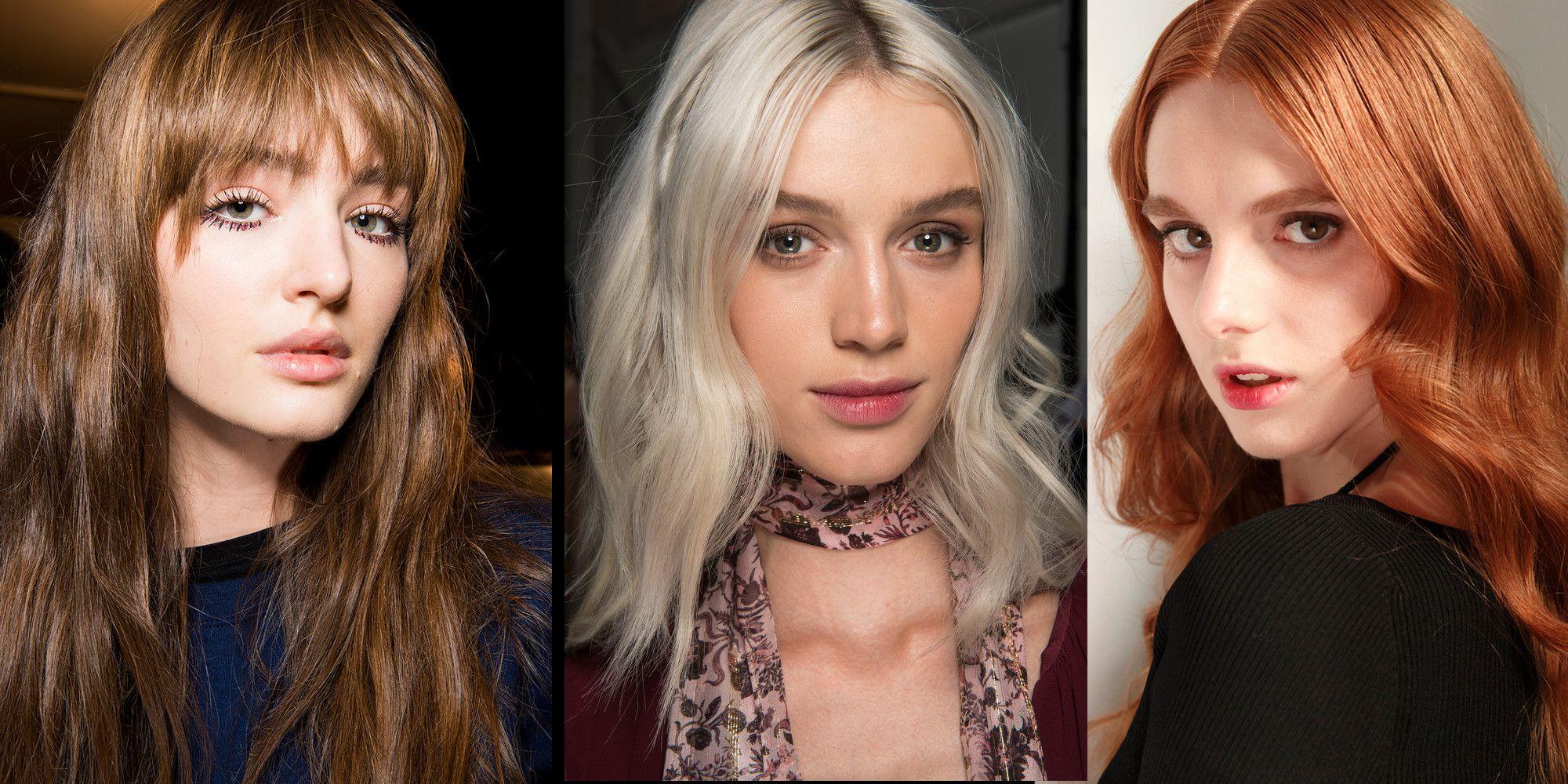 Tinte capelli 2019: il ritorno alla naturalezza