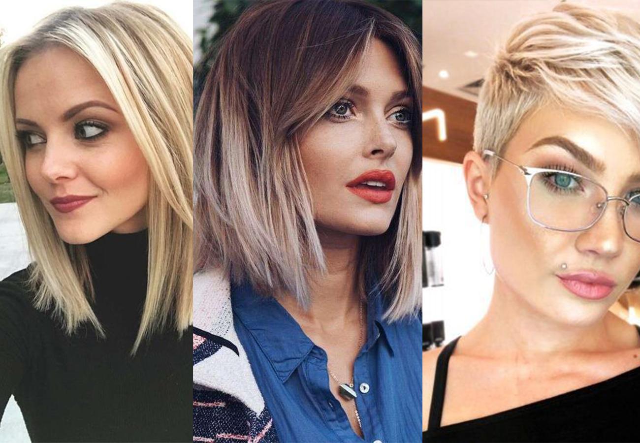 Nuovo taglio di capelli donna