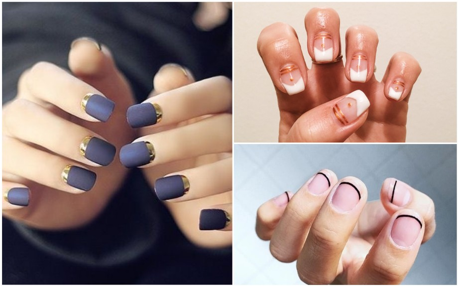 French Manicure 2019 Glamour