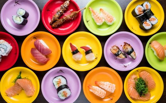 Perché il sushi piace così tanto agli Italiani?