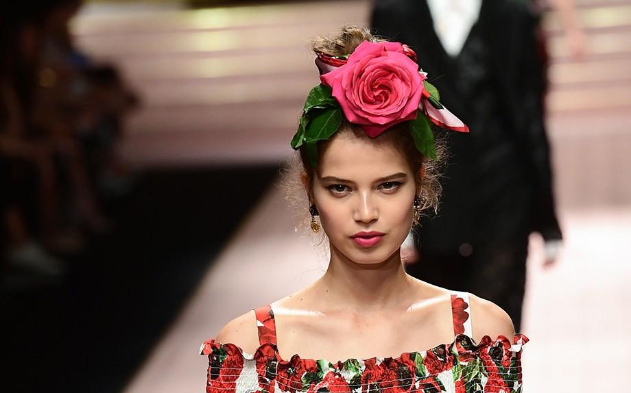 Look Dolce & Gabbana