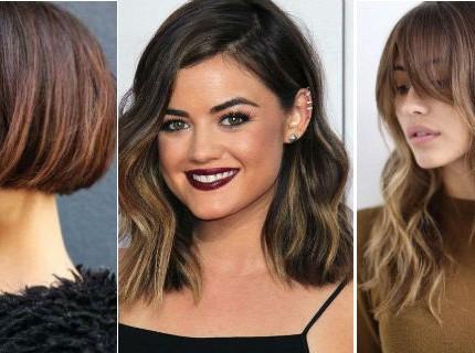 Tagli e colori di capelli primavera estate 2019