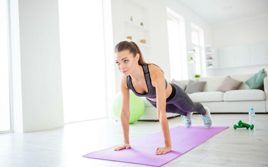 seno donna esercizi fitness