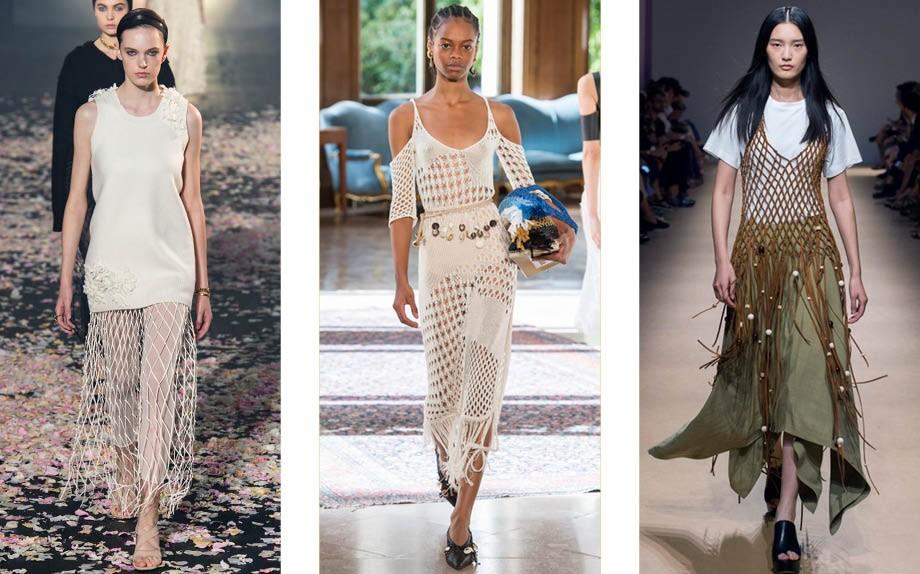 Maglia a rete how to: come indossarla in base al vostro stile