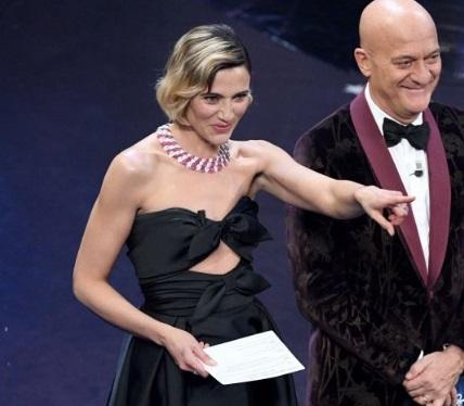 Sanremo Beauty: Anna Foglietta ed i make-up più belli!