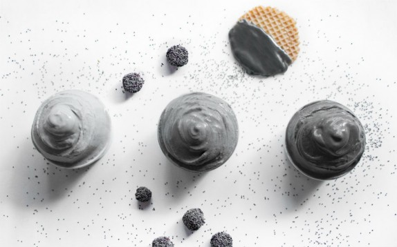 Milano Fashion Week: il gelato ispirato a Giorgio Armani