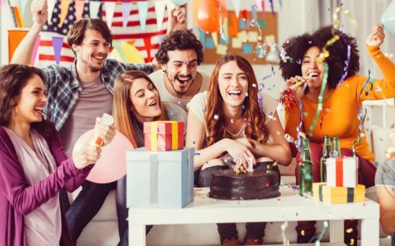 Festa di compleanno,come resistere ai peccati di gola