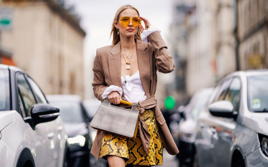 38752ba65bdc Street Style - Paris Fashion Week Womenswear Fall Winter 2019 2020   Day Six