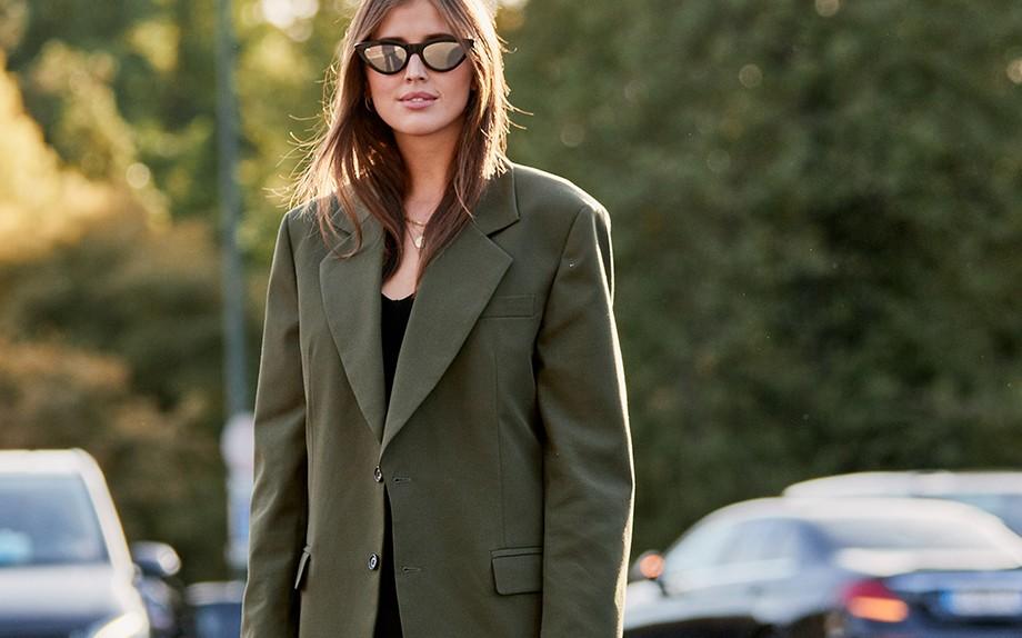 tendenze moda primavera estate 2019: il blazer