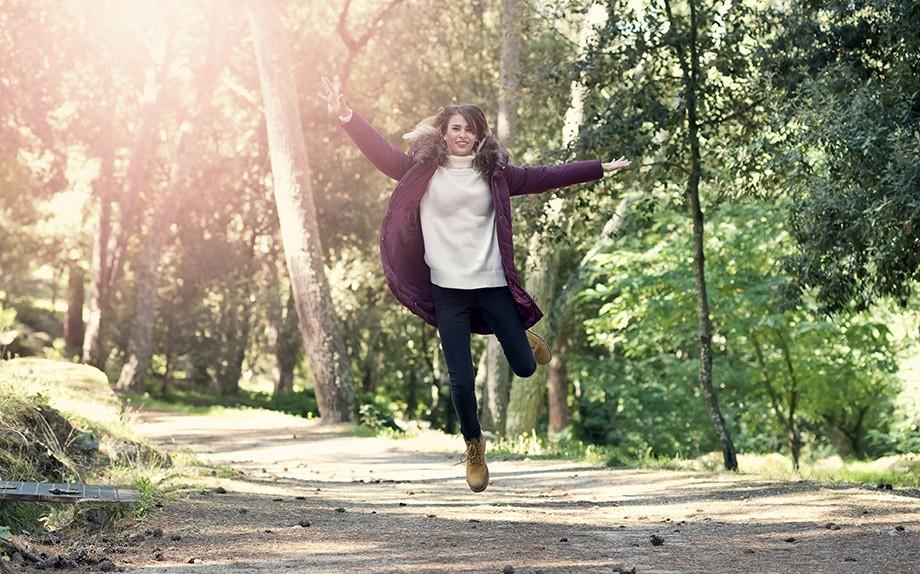 Trascorrere 20 minuti in un parco ogni giorno può rendere più felici