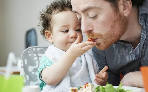La dieta giusta per chi vuole diventare papà