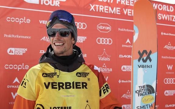 Markus Eder, il campione del mondo di freeride
