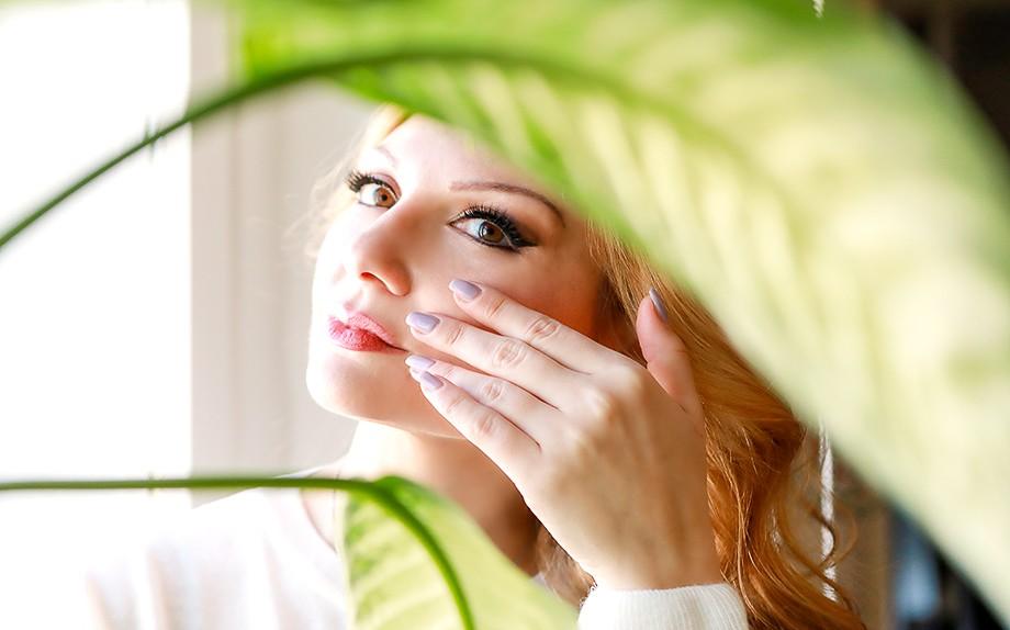 Cosmetici a base di ingredienti naturali