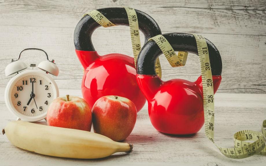 cosa posso mangiare prima di allenarmi per perdere peso?