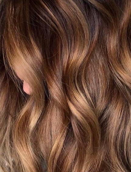 Colore capelli estate 2019 cioccolato