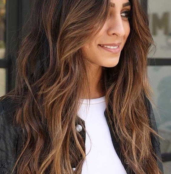 Idee Capelli Lunghi X Donne Acconciature Idee