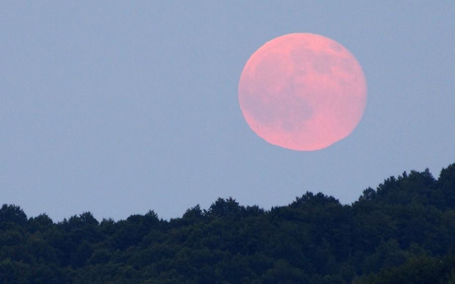 Calendario Lunare Per La Salute E La Bellezza.Oggi E La Giornata Della Luna Rosa Cosa Significa Per Te