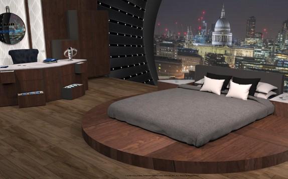 Voui dormire nel quartier generale di Men in black a Londra?