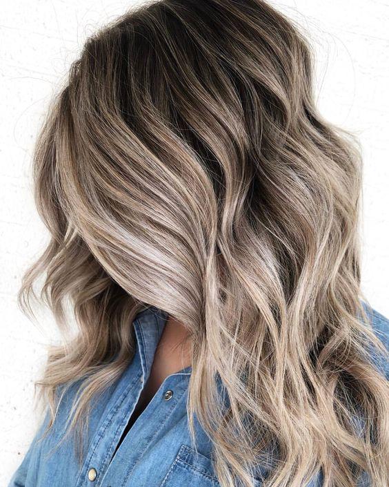 Sand Hair I Nuovi Capelli Si Tingono Del Colore Della