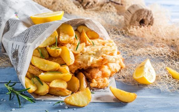 Surriscaldamento globale: potremmo dover dire addio al Fish & Chips!