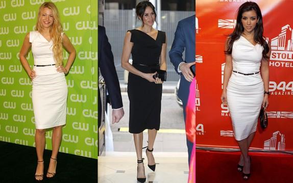 C'è un abito low cost come quello amato da Blake Lively, Meghan Markle e Kim Kardashian