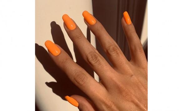 La manicure più