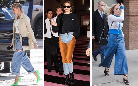 I jeans da copiare alle star