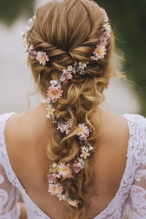 Favoloso Acconciature da matrimonio: tante idee per la sposa | Vogue Italia SQ99