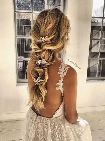spesso Acconciature da matrimonio: tante idee per la sposa | Vogue Italia ZQ79