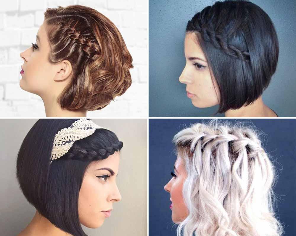 Amato Acconciature semplici capelli medi e corti: tante idee per tutte EP25