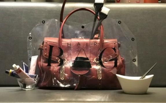 Hairbag, la soluzione per proteggere la borsa dal parrucchiere