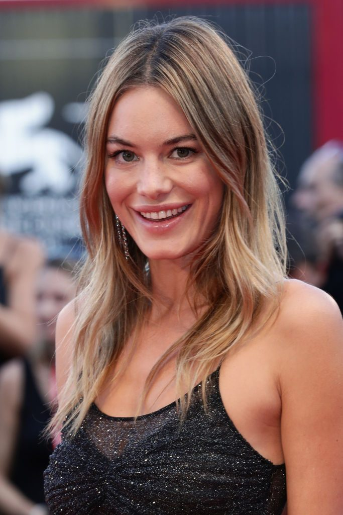 Getty Images  Camille Rowe