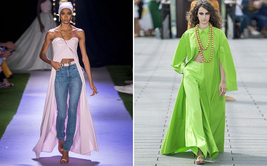 pretty nice b18f1 99ab7 Il vestito? Sopra ai pantaloni - Glamour.it