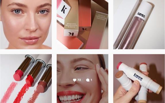 Kess è il nuovo beauty brand da tenere d'occhio