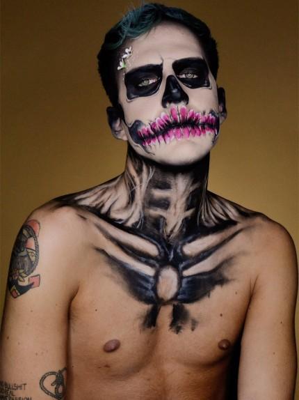 Halloween: joker, strega, vampiro o sposa cadavere ...